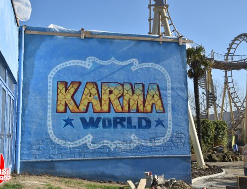 Werfbezoek Karma World en Fun World 19 maart 2019