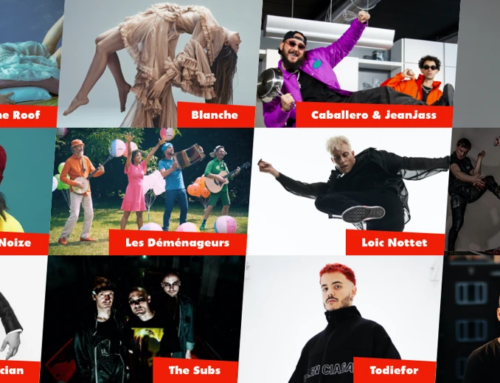 Walibi On Stage: a music festival, with Loic Nottet, Henri PFR, Kid Noize… in the park, during the fall holidays!
