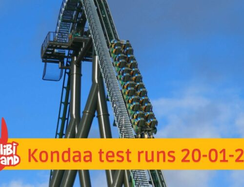 Kondaa Test Runs 20-01-2021